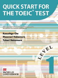 Quick Start for the TOEIC Test: Level 1  | Student Book