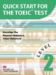 Quick Start for the TOEIC Test: Level 2  | Student Book