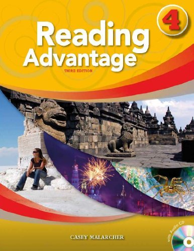 Reading Advantage 4 | Student Book (96 pp) with Audio CD