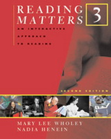 Reading Matters  3 | Book 3 (304 pp)