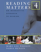 Reading Matters  4 | Book 4 (304 pp)