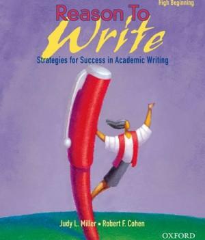 Reason to Write: High-Beginning   Student Book