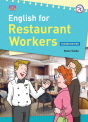 English for Restaurant Workers Second Edition | Student Book with MP3 Audio CD