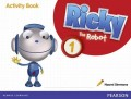 Ricky the Robot 1 | Activity Book