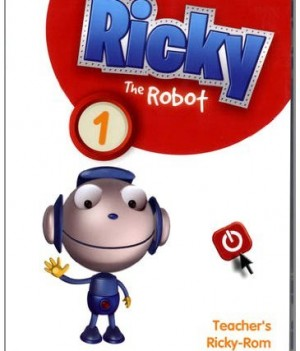 Ricky the Robot 1 | ActiveTeach CD-ROM
