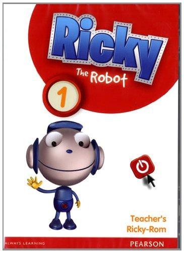 Ricky the Robot 1 | ActiveTeach CD-ROM