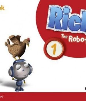 Ricky the Robot 1 | Big Book