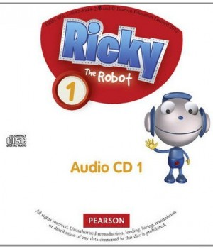 Ricky the Robot 1 | Audio CD