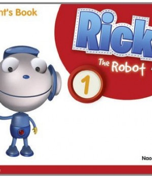 Ricky the Robot 1 | Student Book