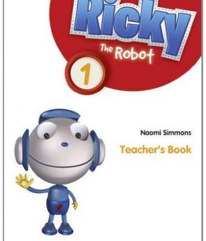 Ricky the Robot 1 | Teacher's Book