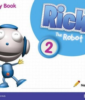 Ricky the Robot 2 | Activity Book