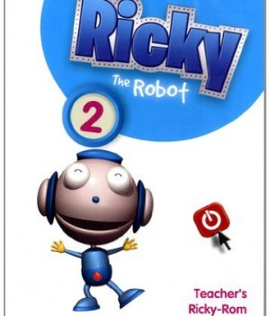 Ricky the Robot 2 | ActiveTeach CD-ROM