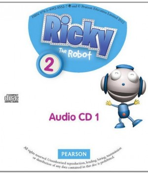 Ricky the Robot 2 | Audio CD