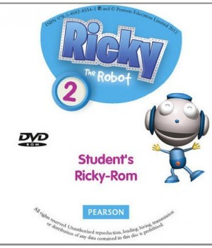Ricky the Robot 2 | CD-ROM