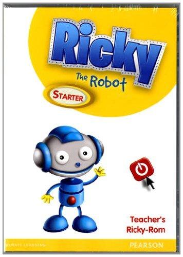 Ricky the Robot Starter | ActiveTeach CD-ROM