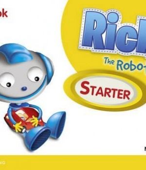 Ricky the Robot Starter | Big Book