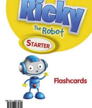 Ricky the Robot Starter | Flashcards