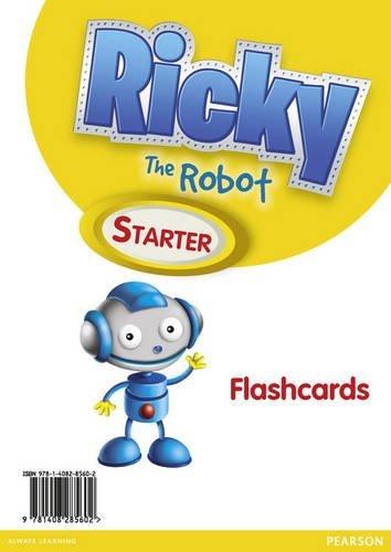 Ricky the Robot Starter | Flashcards