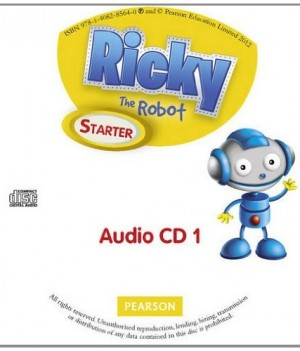 Ricky the Robot Starter | Audio CD