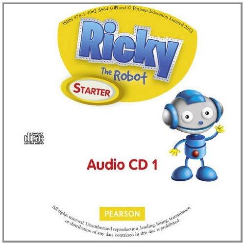 Ricky the Robot Starter | Audio CD