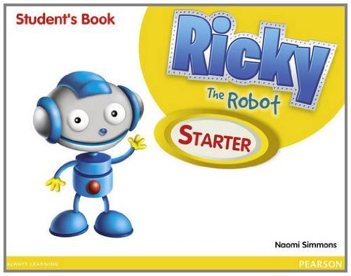 Ricky the Robot Starter | Student Book