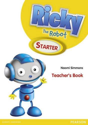 Ricky the Robot Starter | Teacher's Book