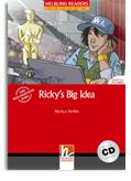 Ricky's Big Idea  | Reader / Audio CD