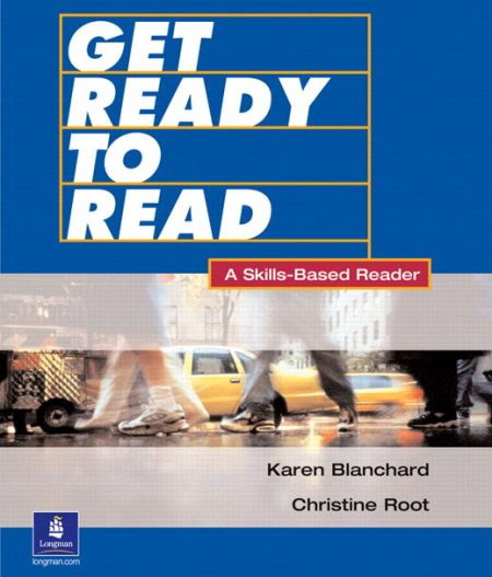 Get Ready to Read | Test Booklet