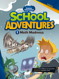 School Adventures 3-1 | Moth Madness