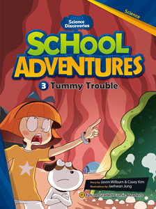 School Adventures 3-3 | Tummy Trouble