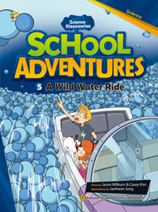 School Adventures 3-5 | A Wild Water Ride