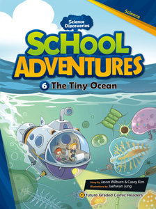 School Adventures 3-6 | The Tiny Ocean