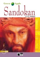 Sandokan | Book with Audio CD