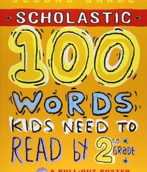 100 Words Kids Need Workbooks