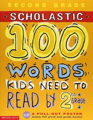100 Words Kids Need Workbooks