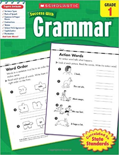 Scholastic: Success with Grammar