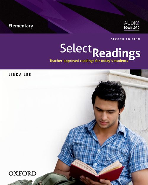 Select readings: second edition elementary   student book.
