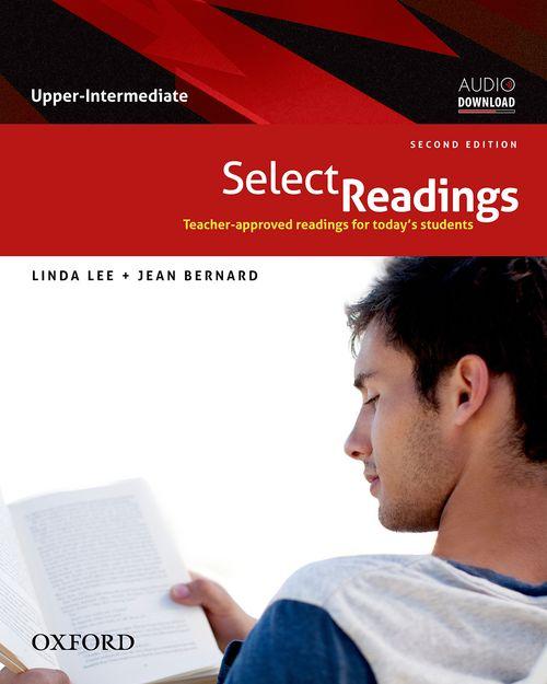 Select readings pre-intermediate student book + audio [archive pdf.