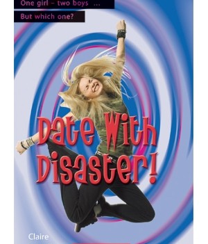 Date with Disaster! (book+CD) | Book with CD