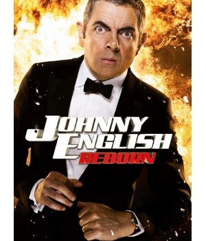 Johnny English Reborn (book+CD) | Book with CD