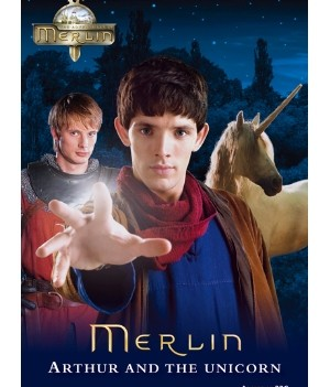 Merlin: Arthur and the Unicorn (with CD) | Book with CD
