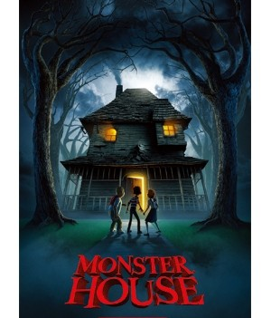 Monster House @(book+CD) | Book with CD