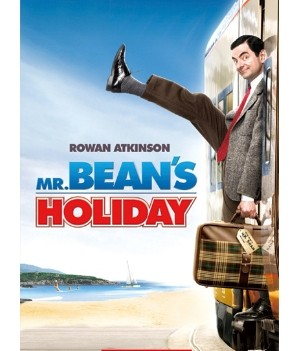 Mr Bean's holiday (book+CD) | Book with CD