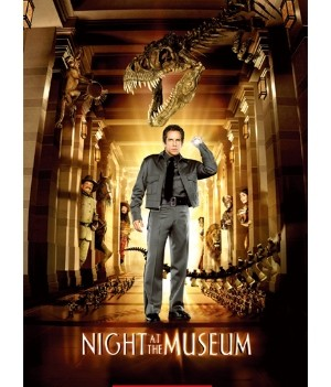 Night at the Museum (book+CD) | Book with CD
