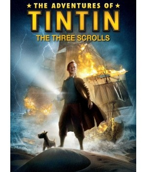 The Adventures of Tintin: The Three Scrolls (book+CD) | Book with CD