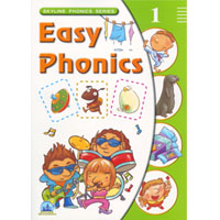 Easy Phonics 1 | Student Book with CD