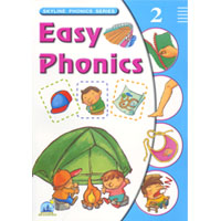 Easy Phonics 2 | Student Book with CD