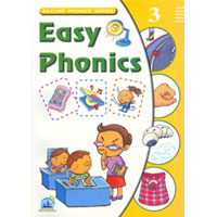 Easy Phonics 3 | Student Book with CD