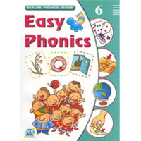 Easy Phonics 6 | Student Book with CD