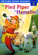 The Pied Piper of Hamelin | Level 2 Reader with CD